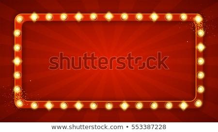 online · póker · vektor · hazárdjáték · kaszinó · szalag - stock fotó © pikepicture