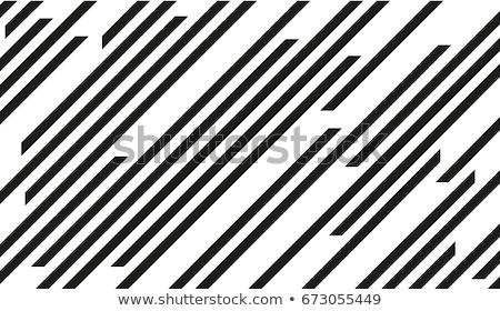 Minimális átló minta vektor Stock fotó © SArts