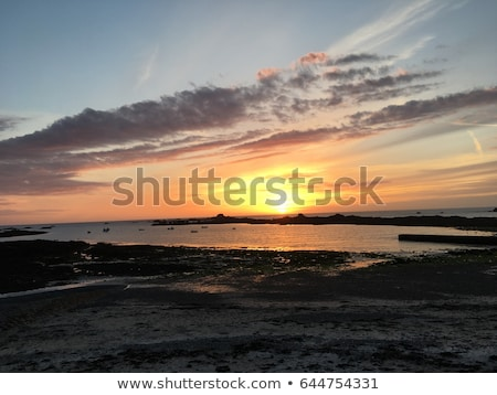 Sunset at Cobo Stock photo © chris2766