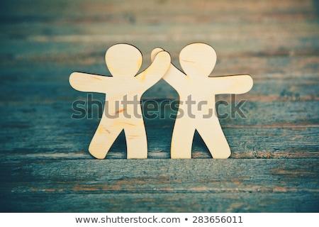 Ludzi miłości stosunku dating lovers romantyczny Zdjęcia stock © artfotodima