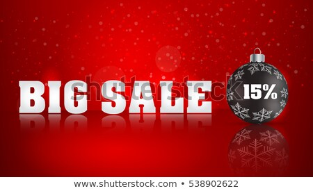 voorjaar · groot · verkoop · korting · nieuwe · bieden - stockfoto © robuart