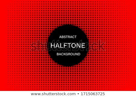 square line divider design element. Digital geometric abstraction line and points. Stock Vector illu Stock photo © kyryloff