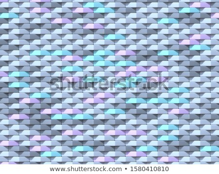Abstract geometric four pastel color Rectangles with shadows bac Stock photo © djmilic