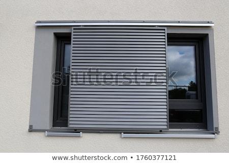 aluminum shutter Stock photo © schizophrenia