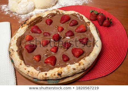 Chocolate supreme. Stock photo © lithian