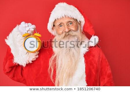 Man looking clock Stock photo © photography33