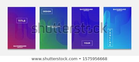 résumé · ville · bus · image · vecteur · texture - photo stock © leonido