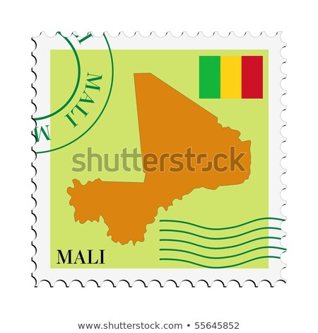 mail to-from Mali Stock photo © perysty