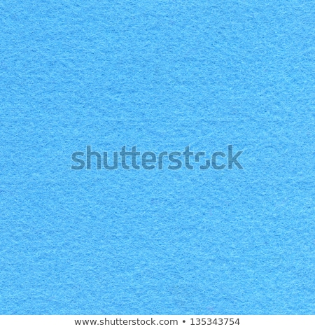 Felt Fabric Texture - Baby Blue Stock photo © eldadcarin