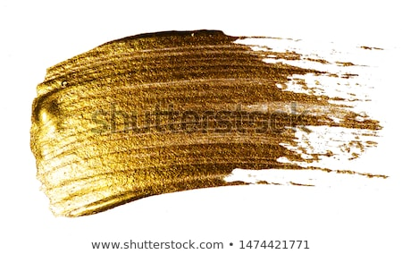 lipstick on gold background Stock photo © alptraum