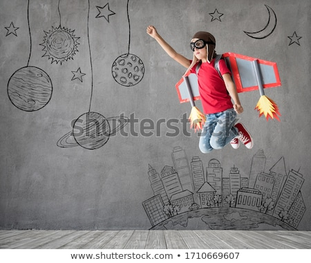 Imagination Freedom Stock photo © Lightsource