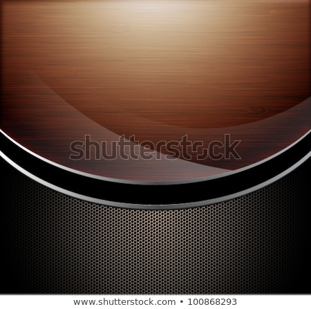 Stock photo: abstract combined wood textures