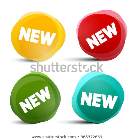 Shiny Round Text Messaging Symbol Buttons Stock photo © cteconsulting