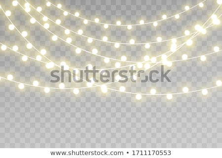 blue shiny light vector christmas design stock photo © saicle