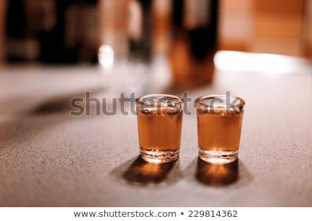 Cseh rum hagyományos alkoholos ital buli háttér Stock fotó © jarin13