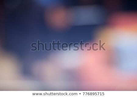 blury background Stock photo © tony4urban