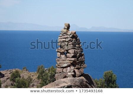rocce · fiume · pietre · equilibrio · armonia - foto d'archivio © nelsonart