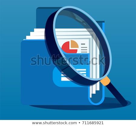 Search under paper Stock photo © fuzzbones0