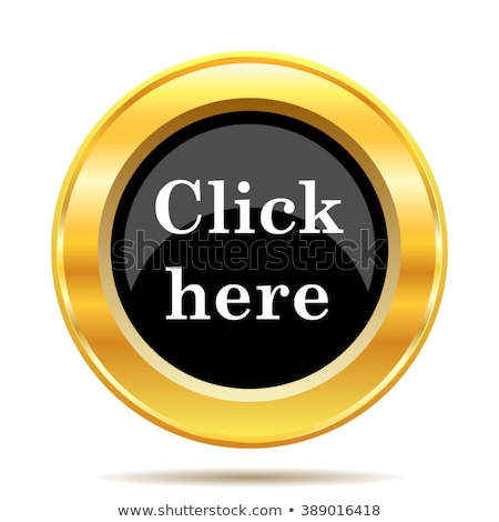 Downloaden hier gouden vector icon ontwerp Stockfoto © rizwanali3d