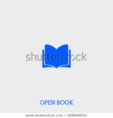 book with spreaded pages Stock photo © Paha_L