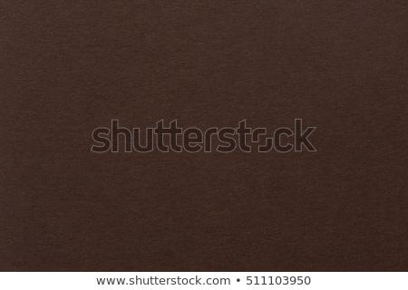 暗い ブラウン 紙 カード 在庫 ストックフォト © icemanj