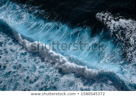 мнение воды рок синий Сток-фото © frimufilms