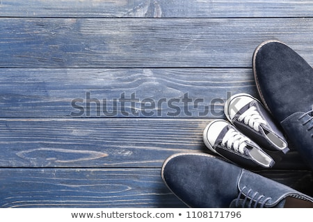 small shoes on floor Stock photo © ssuaphoto
