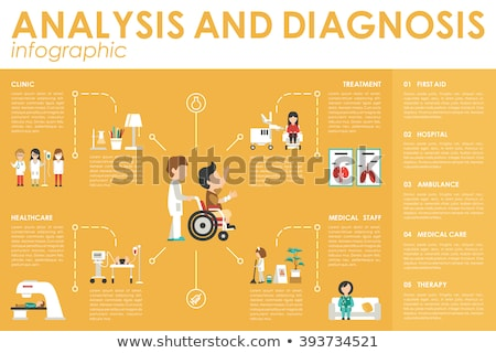 cardiology medical background health care vector medicine illustration stock photo © leo_edition