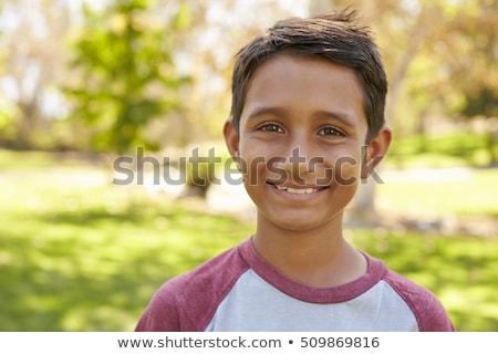 Portrait Of Pre-Teen Boy Stock photo © monkey_business