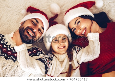 Christmastime family tradition Stock photo © Anna_Om