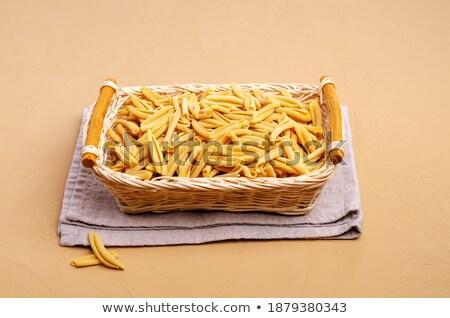 fraîches · organique · osier · panier · médicaux · santé - photo stock © galitskaya