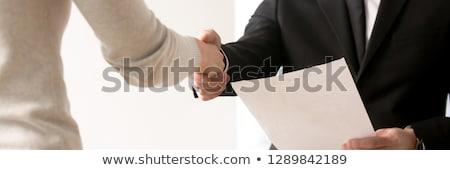 Job bieten Banner Kopfzeile erfolgreich Business Stock foto © RAStudio