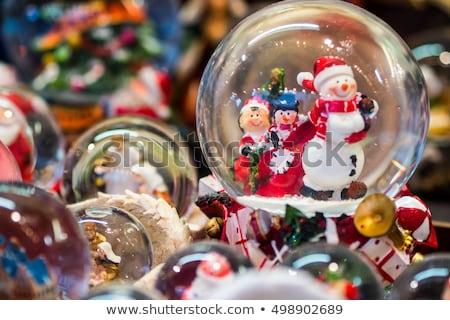 おもちゃ 装飾 クリスマス 市場 ドイツ ミュンヘン ストックフォト © borisb17
