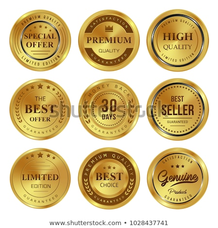 Set of nine best choices tags  Stock photo © DavidArts