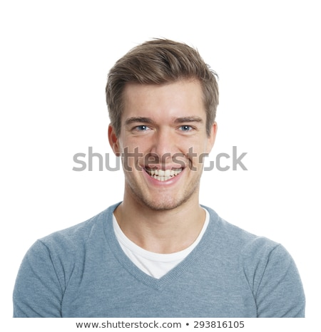 Portrait of a boyish looking man Stock photo © photography33