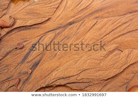 sand groove away Stock photo © smithore