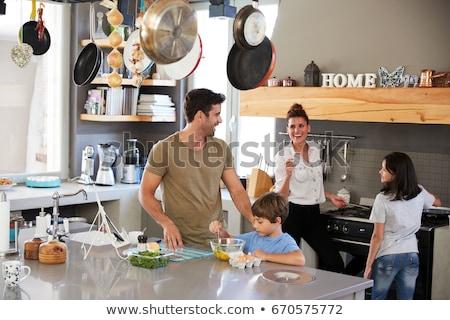 kitchen 7 stock photo © Paha_L