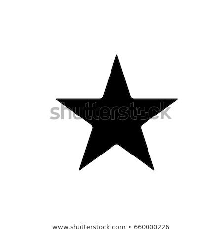 vector · star · 3D · abstract · kleurrijk · geïsoleerd - stockfoto © spectrum7