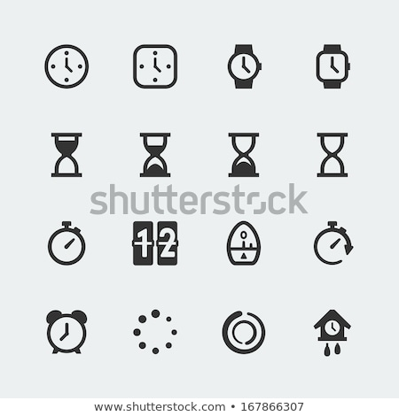 egg timer Stock photo © jayfish