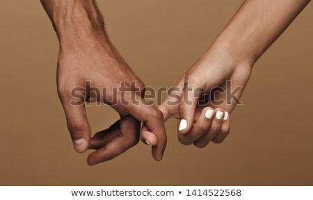 Couple linked Stock photo © photography33