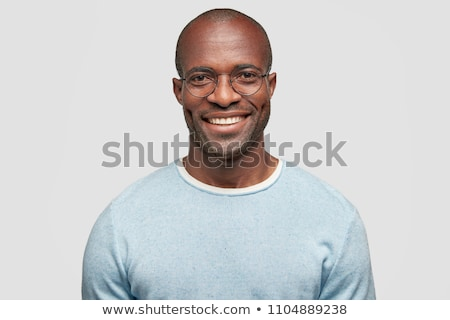 Afro male portrait Stock photo © Ronen