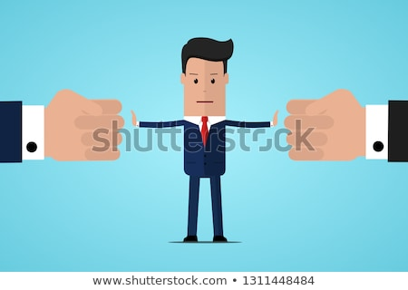 Stop Competing Stock photo © Lightsource