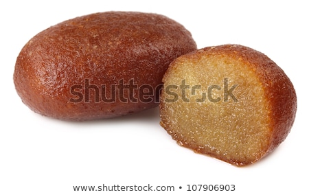 Sweetmeat Named as Kalojam in Indian Subcontinent Stock photo © bdspn