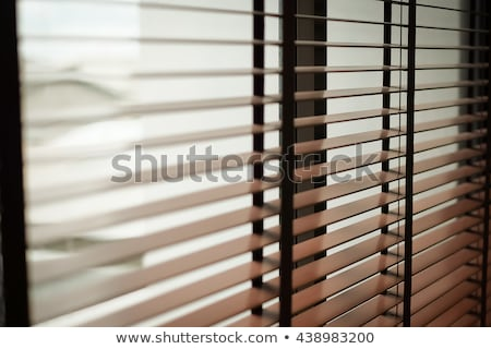Detalle ventana cerrado amarillo pared Foto stock © vlad_star