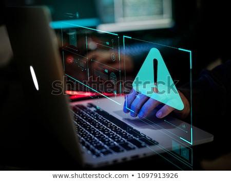 error in the data stock photo © 3mc