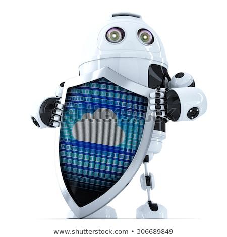 Isolado internet homem tecnologia Foto stock © Kirill_M