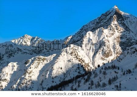 Görmek kentsel yol sokak dağ Stok fotoğraf © Antonio-S