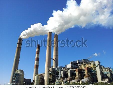 füst · absztrakt · tűz · terv · láng · levegő - stock fotó © feverpitch