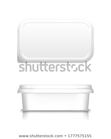 Butter tub Stock photo © luissantos84