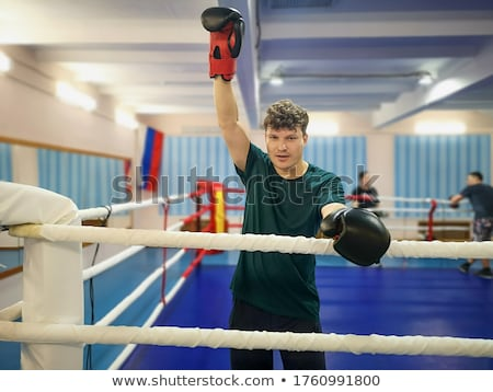 Male Fighter Stock photo © MilanMarkovic78